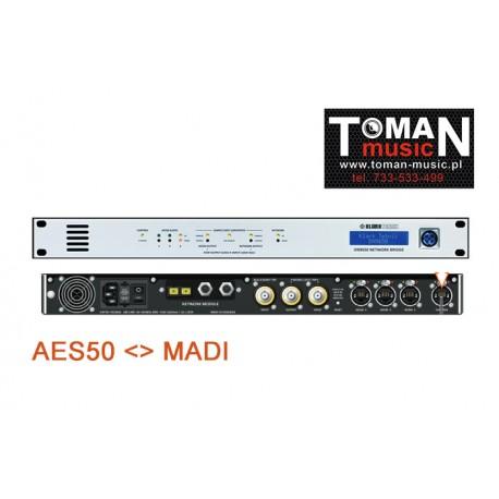 Klark Teknik DN9650 + MADI